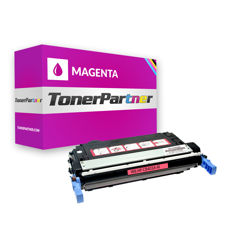 Kompatibel zu HP CB403A Toner magenta