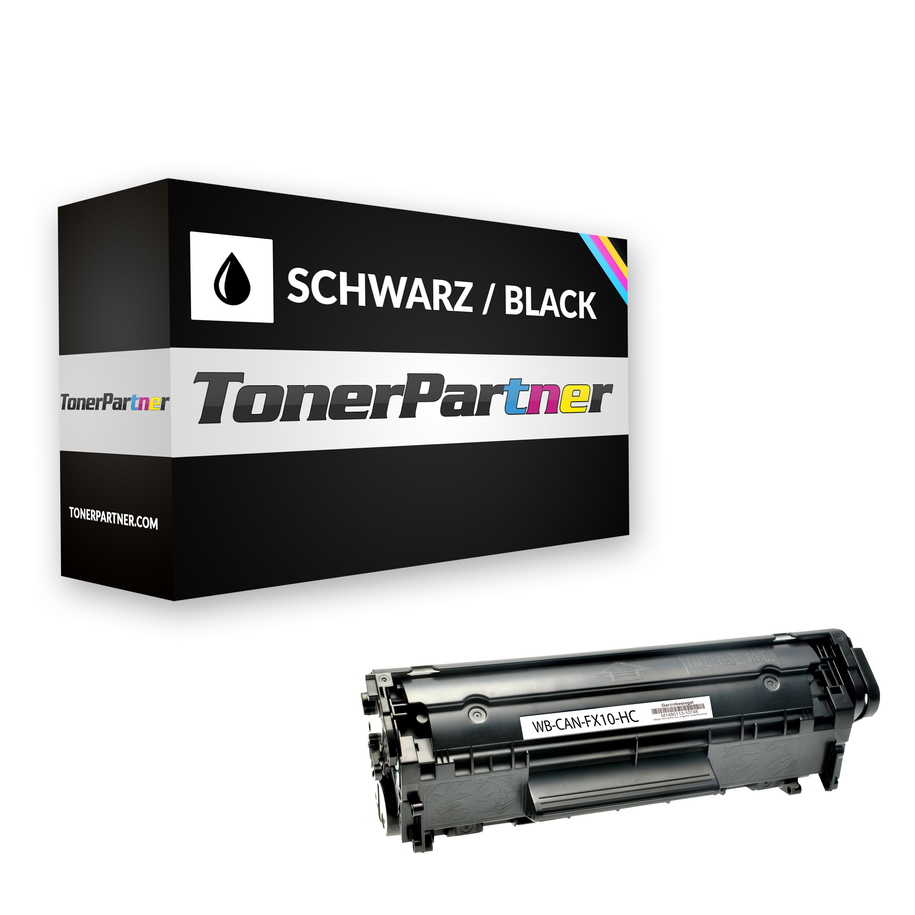 Compatible to Canon 0263B002 / FX10 Toner black