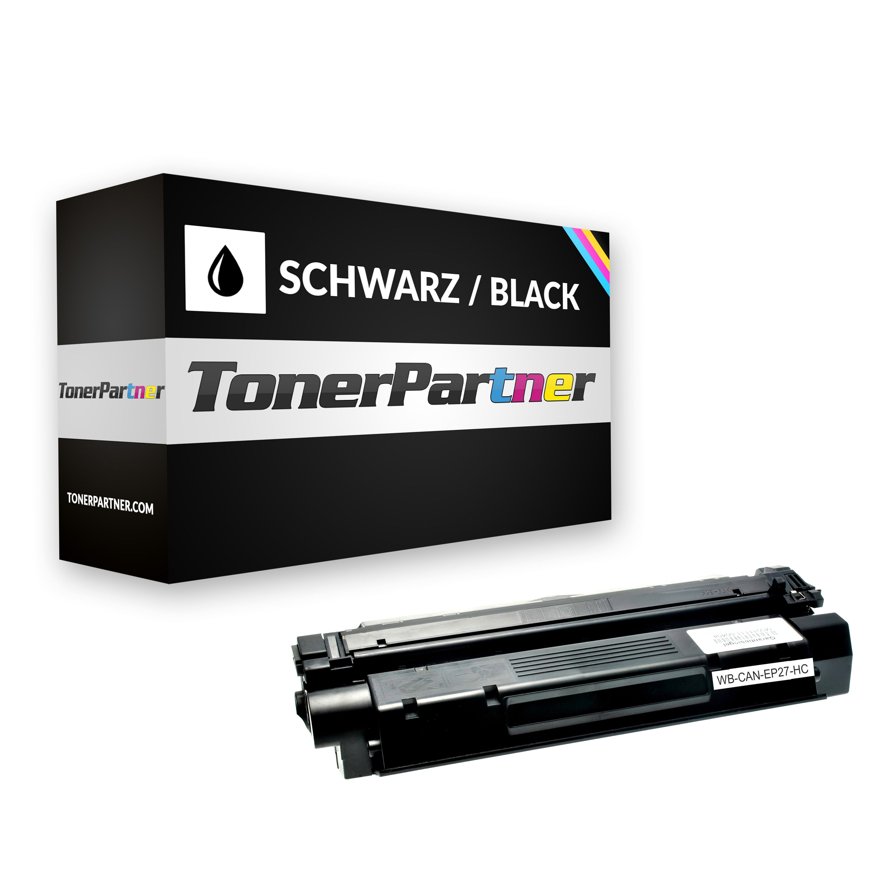 Compatible to Canon 8489A002 / EP27 Toner black