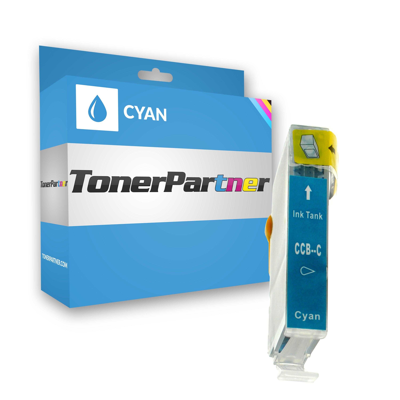 Compatibile con Canon 4480 A 002 / BCI-3 EC Cartuccia di inchiostro ciano