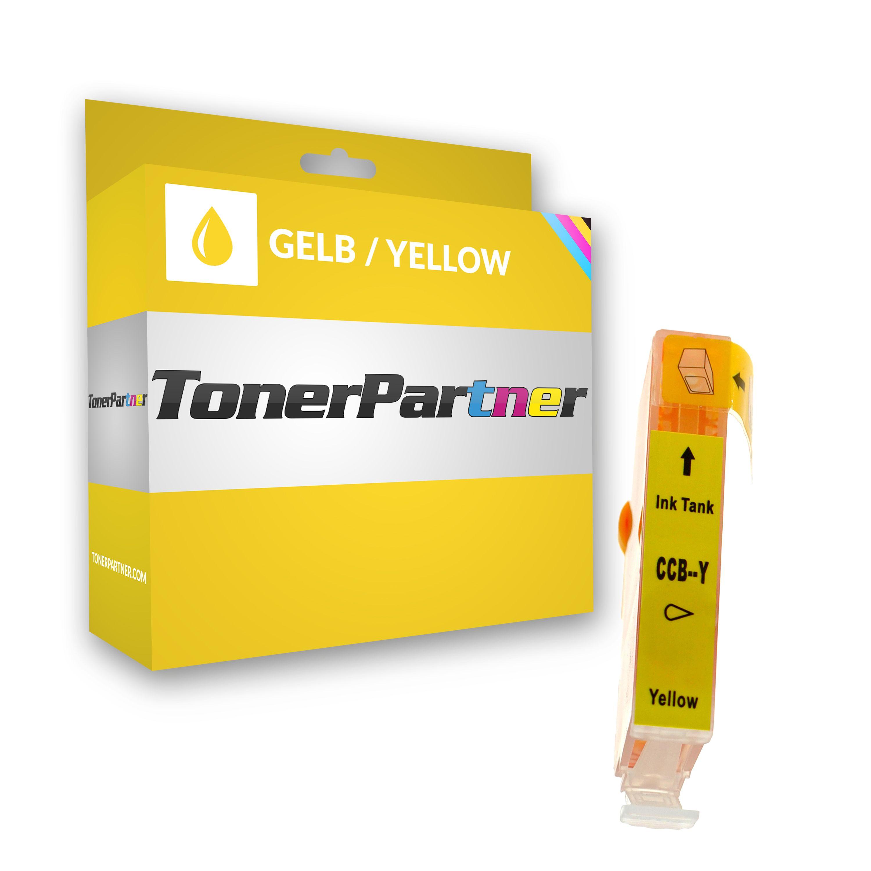 Compatibile con Canon 4482 A 002 / BCI-3 EY Cartuccia di inchiostro giallo