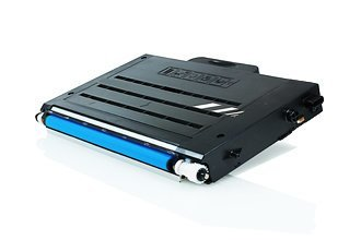 Compatible to Samsung CLP500D5CELS Toner cyan