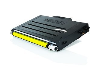 Compatible to Samsung CLP500D5YELS Toner yellow