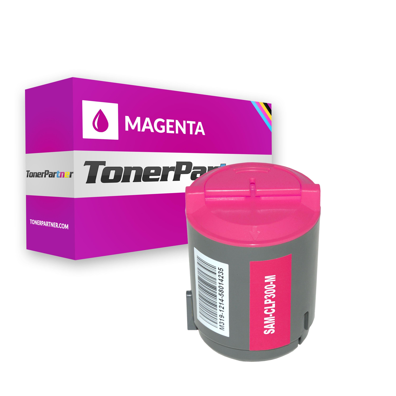 Compatible to Samsung CLPM300AELS Toner magenta