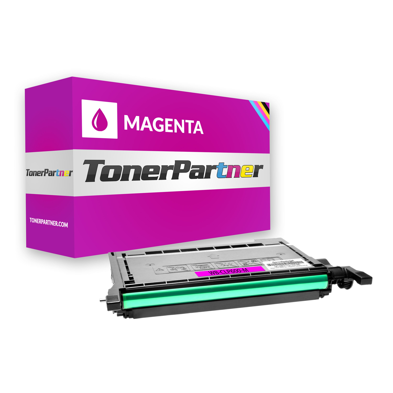 Kompatibel zu Samsung CLP-M600A Toner Magenta