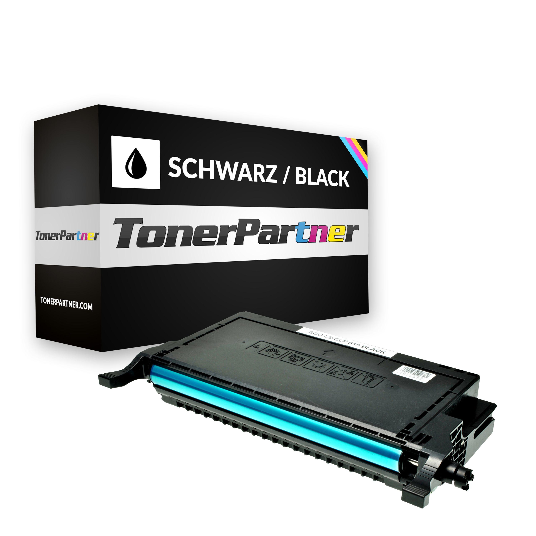 Kompatibel zu Samsung CLP-K660B Toner schwarz