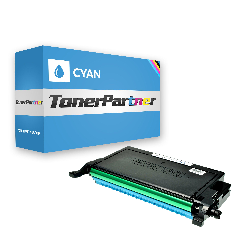 Kompatibel zu Samsung CLP-C660B Toner cyan