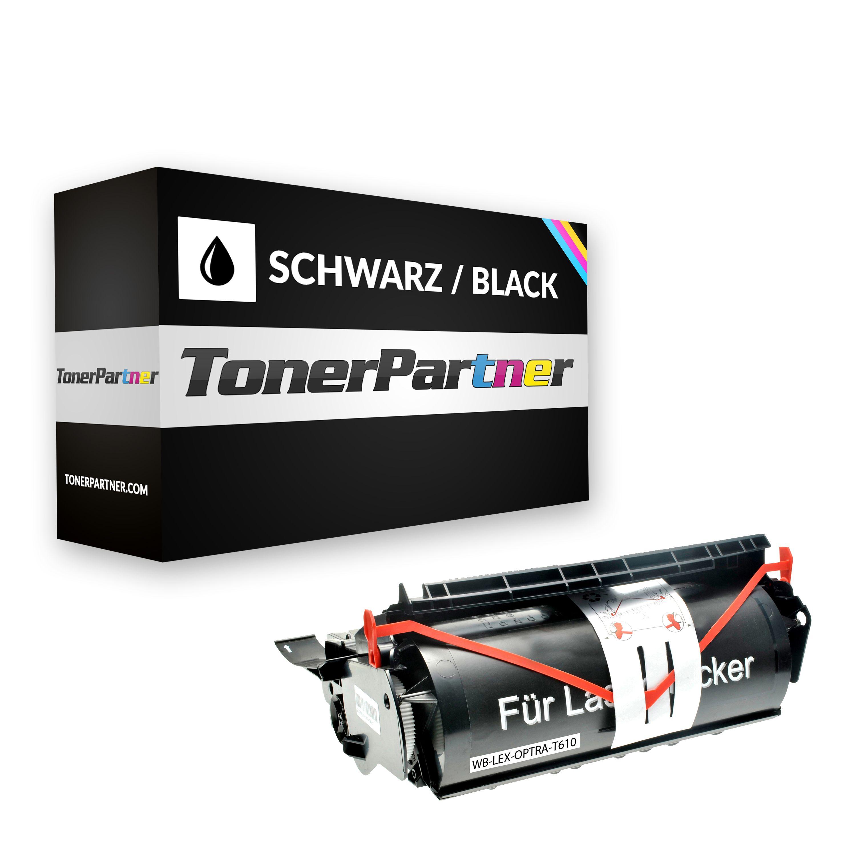 Kompatibel zu Lexmark 12A5845 / 12A5745 Toner Schwarz