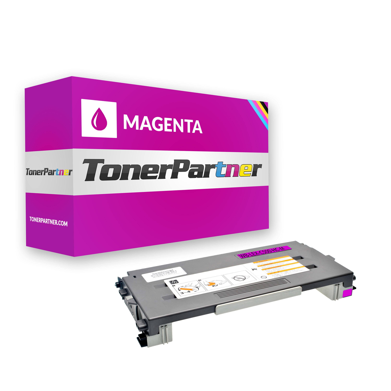 Kompatibel zu Lexmark C500H2MG / C500S2MG  Toner magenta