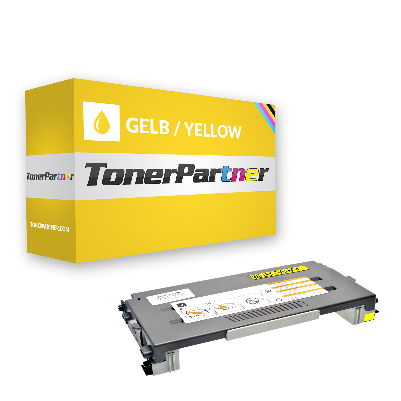 Kompatibel zu Lexmark C500H2YG / C500S2YG Toner Gelb