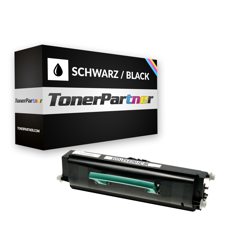Alternative à Lexmark E250A31E Toner noir
