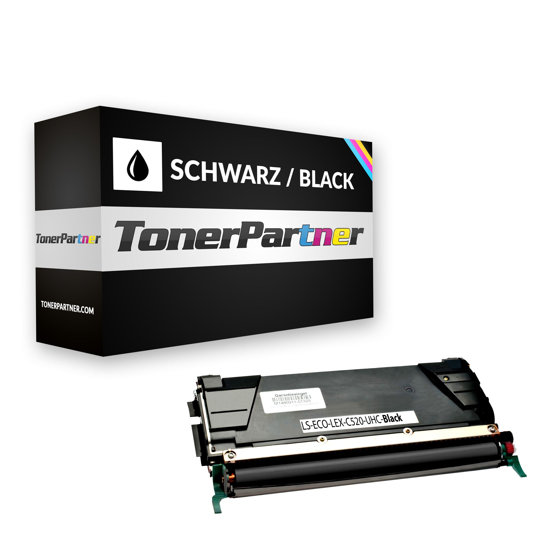 Kompatibel zu Lexmark C522 C530 Toner XXL schwarz