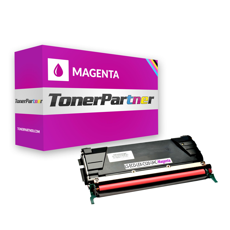 Kompatibel zu Lexmark C522 C530 Toner XXL magenta
