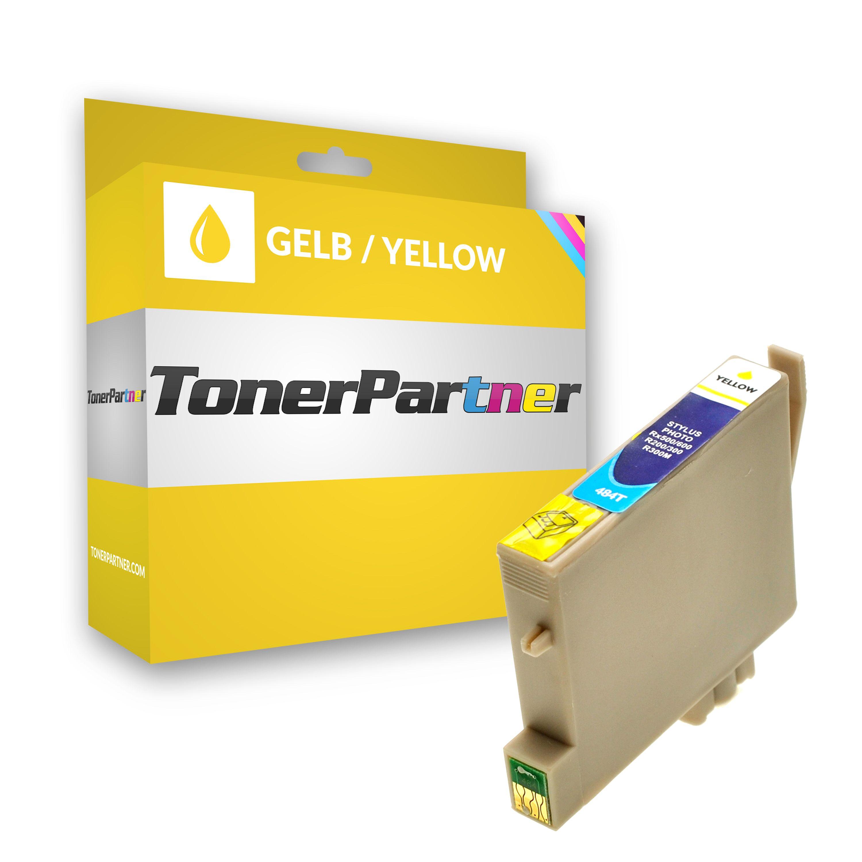 Kompatibel zu Epson C13T04844010 / T0484 Tintenpatrone gelb