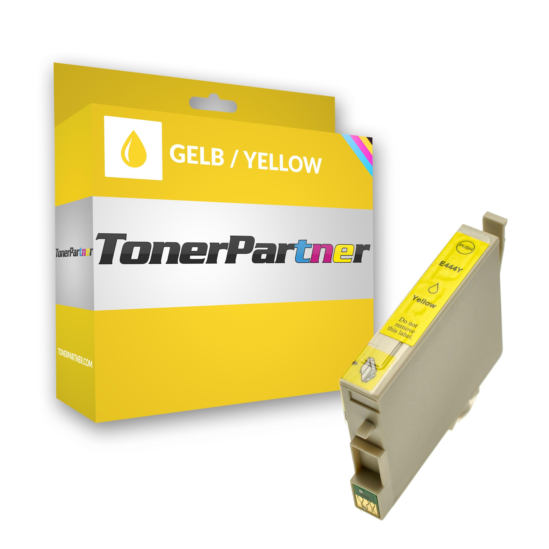 Kompatibel zu Epson C13T04444010 / T0444 Tintenpatrone gelb