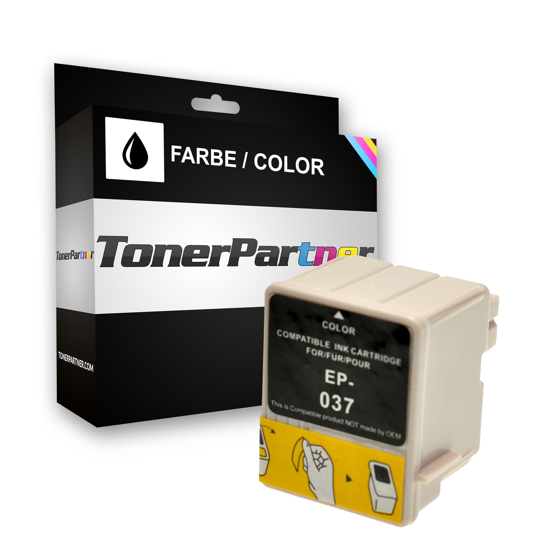 Kompatibel zu Epson C13T03704010 / T037 Tintenpatrone Color