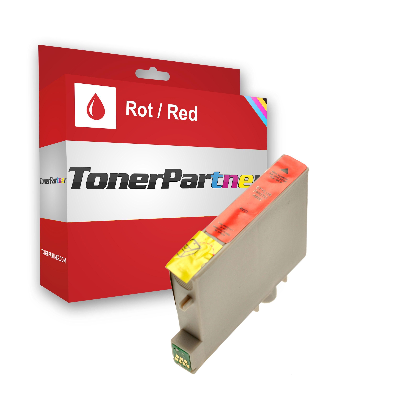 Kompatibel zu Epson C13T05474010 / T0547 Tintenpatrone Rot