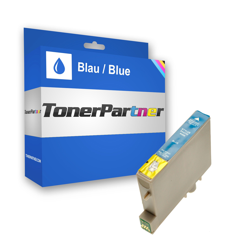 Kompatibel zu Epson C13T05494010 / T0549 Tintenpatrone Blau