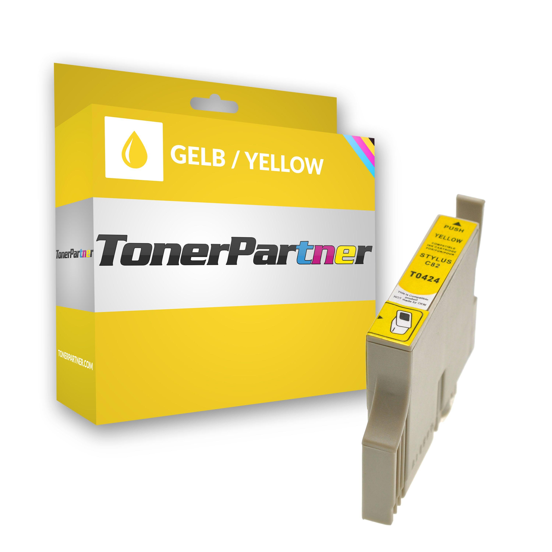 Kompatibel zu Epson C13T04244010 / T0424 Tintenpatrone gelb