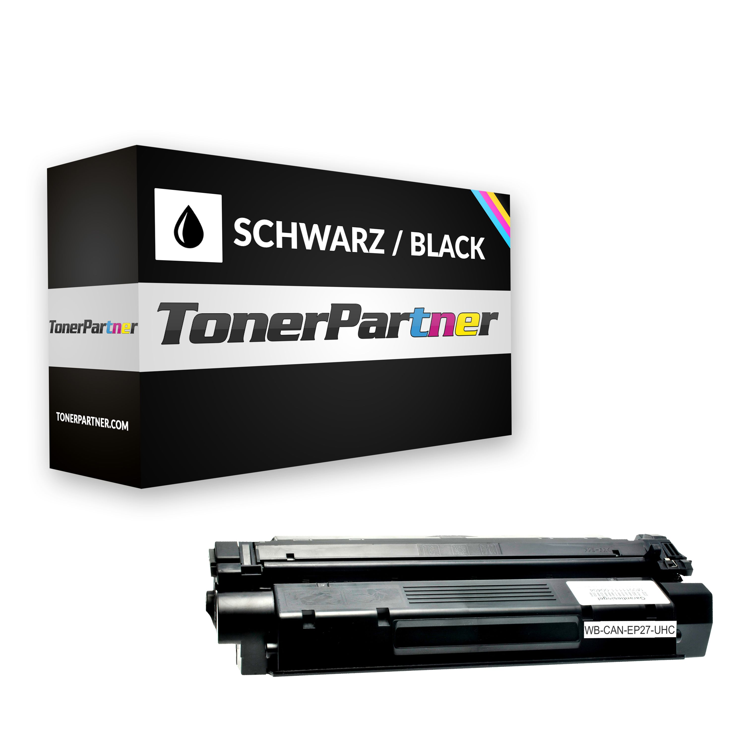 Compatible to Canon 8489A002 / EP27 Toner black XXL
