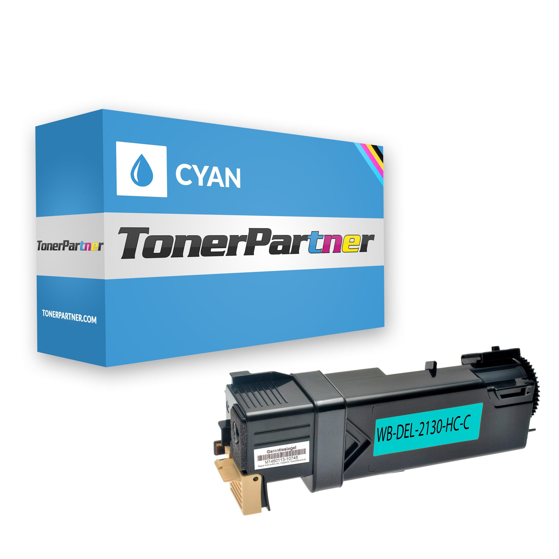 Kompatibel zu Dell 593-10313 / 593-10321 Toner cyan