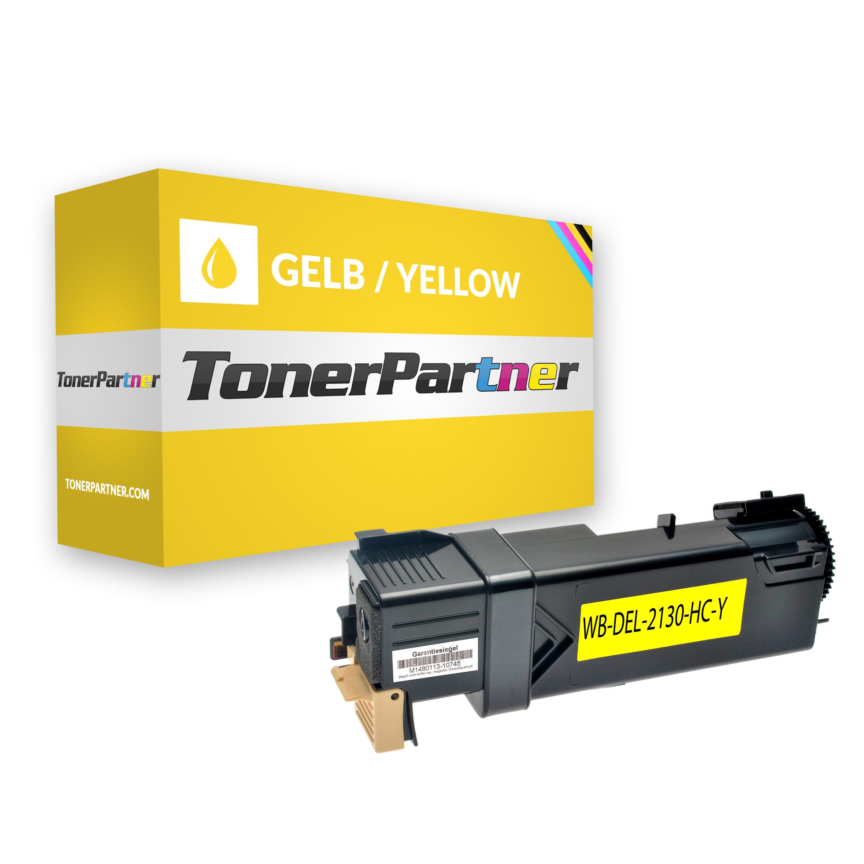 Kompatibel zu Dell 593-10314 / 593-10322 Toner gelb