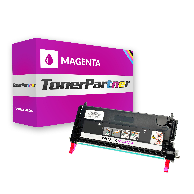 Kompatibel zu Epson C13S051125 / C3800 Toner magenta