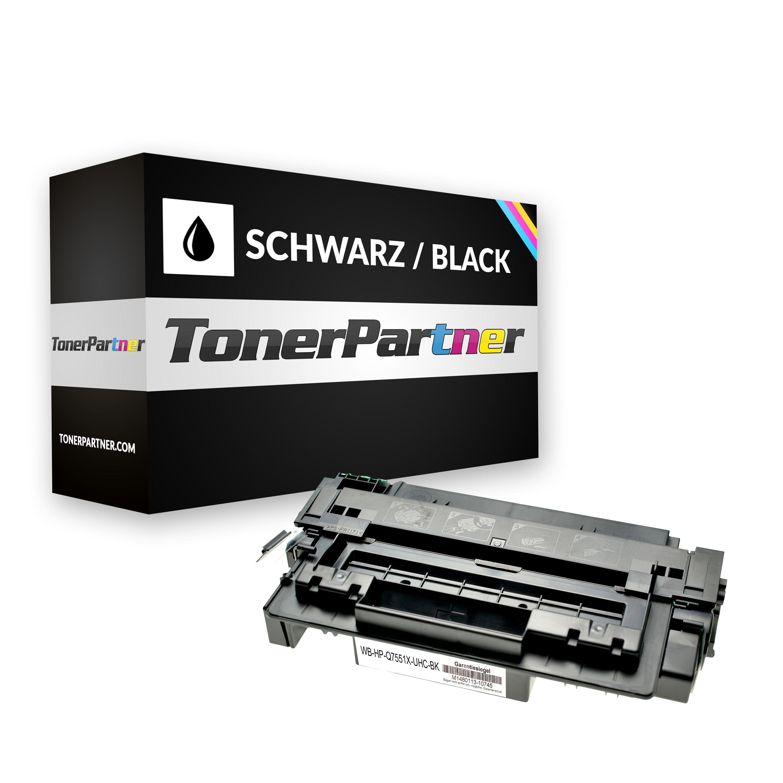 Kompatibel zu HP Q7551X Toner XXL
