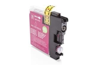 Kompatibel zu Brother LC-1100 M Tintenpatrone magenta