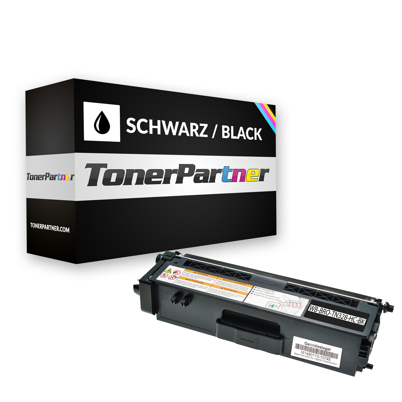 Kompatibel zu Brother TN-328BK Toner schwarz