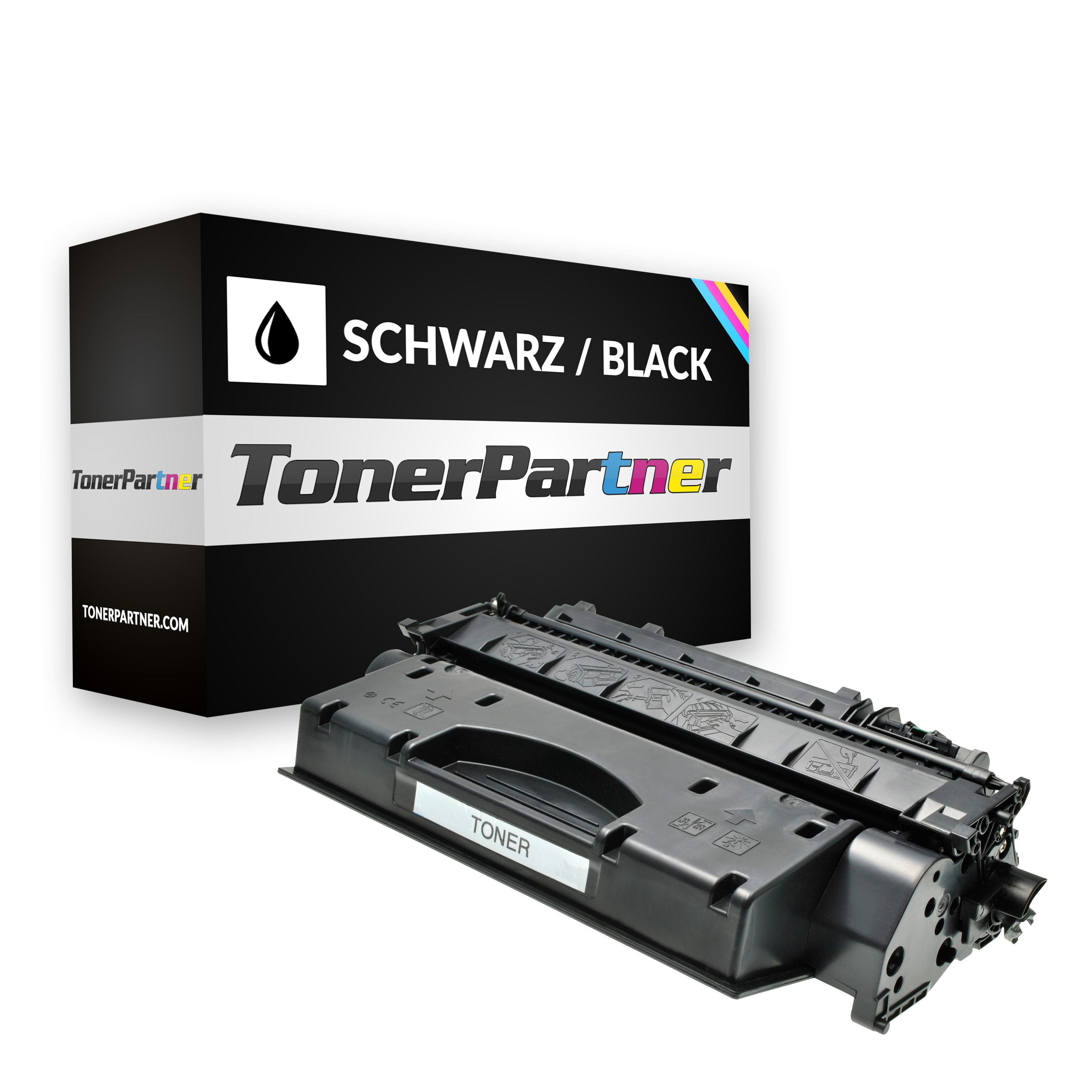 Compatible to Canon 3479B002 / 719 Toner black
