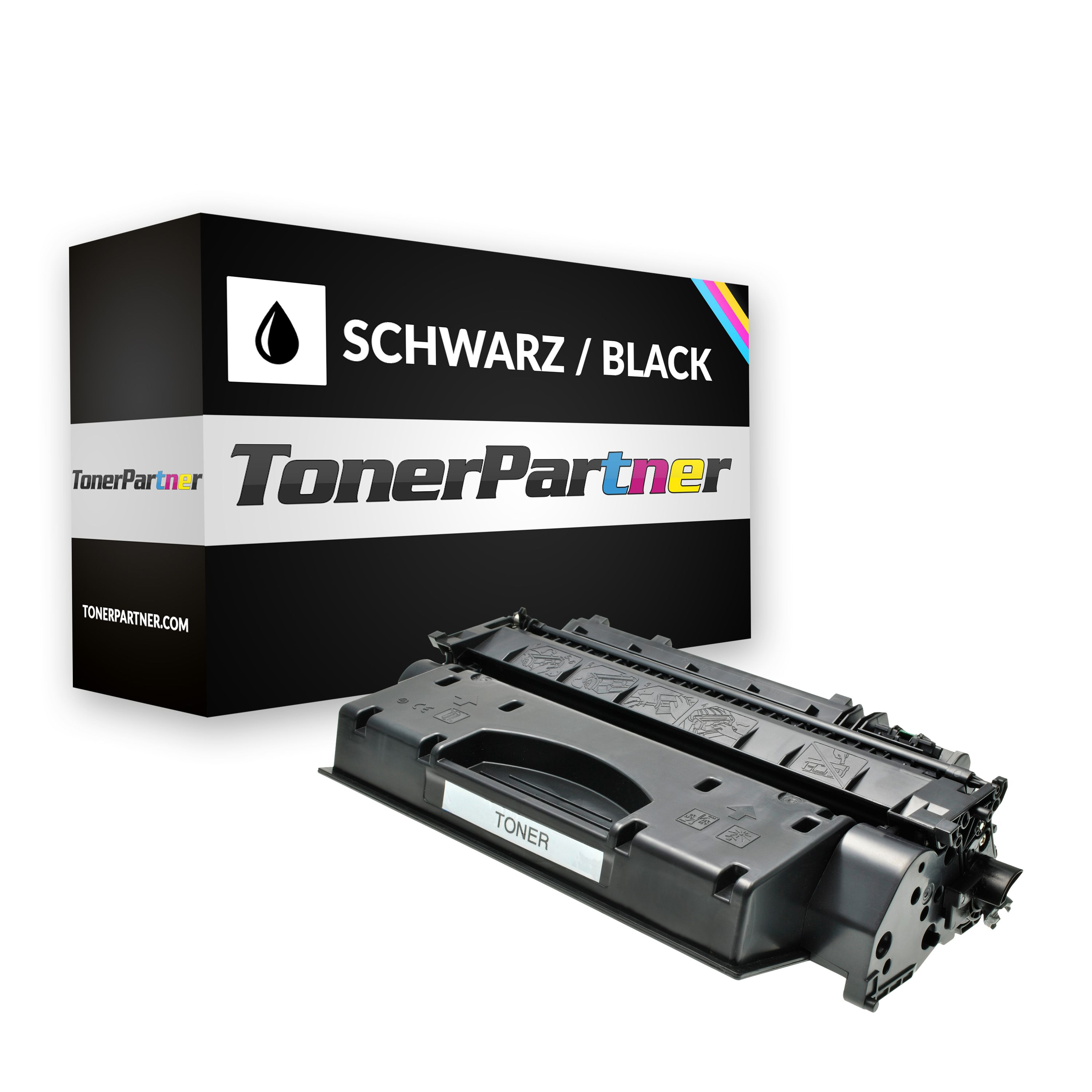 Compatible to Canon 3480B002 / 719H Toner black