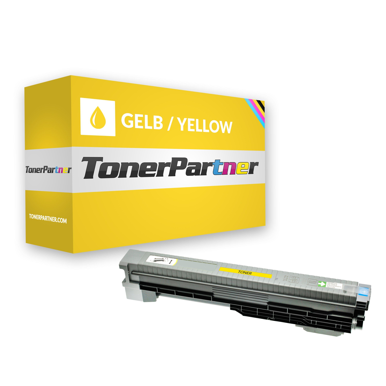 Kompatibel zu Canon 7626A002 / CEXV8 Toner gelb