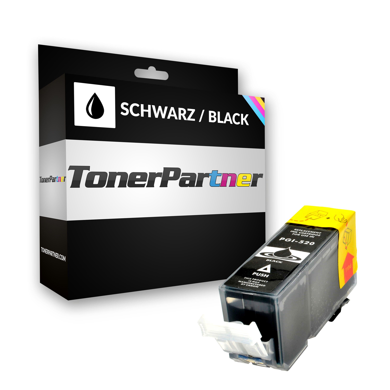 Kompatibel zu Canon PGI-520BK Tintenpatrone schwarz mit Chip
