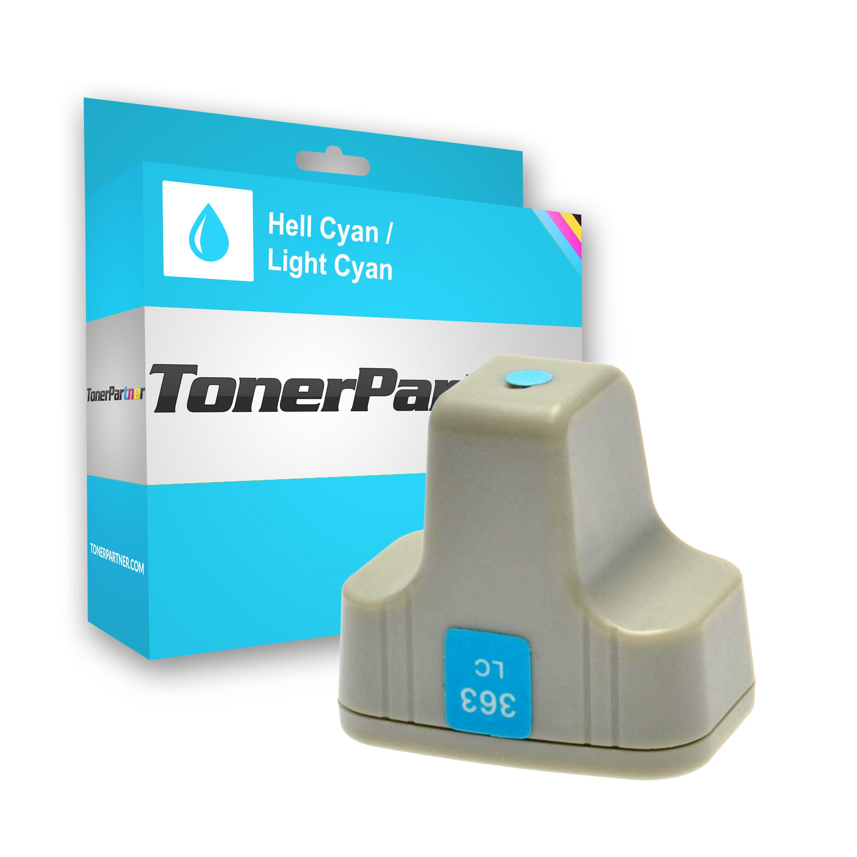 Kompatibel zu HP Nr 363 / C8774EE Tintenpatrone light cyan XXL