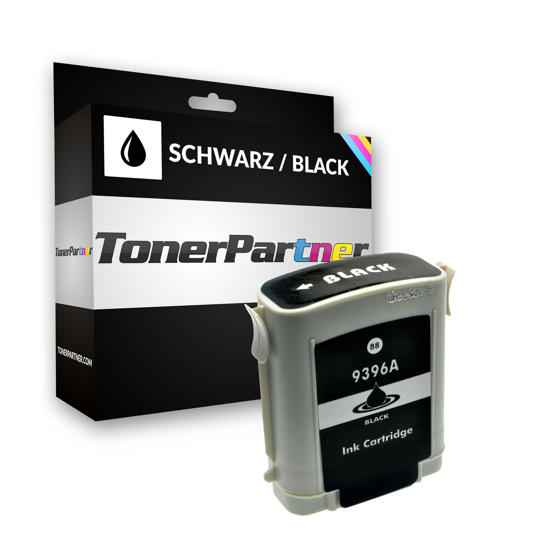 Kompatibel zu HP C9396AE / Nr 88XL Tintenpatrone schwarz