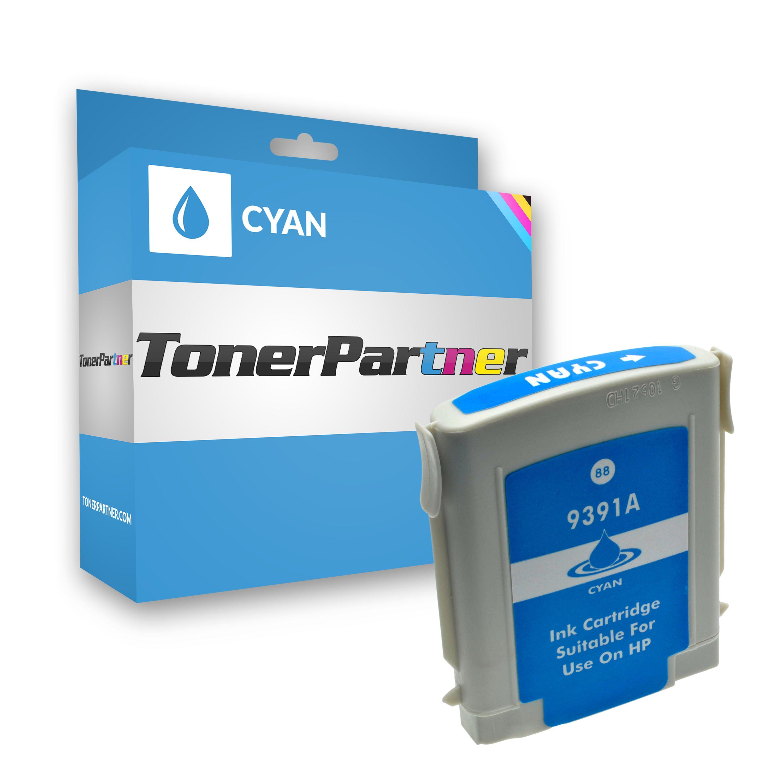 Kompatibel zu HP C9391AE / Nr 88XL Tintenpatrone cyan