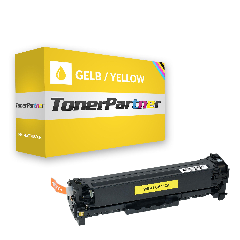 Kompatibel zu HP CE412A / 305A Toner gelb