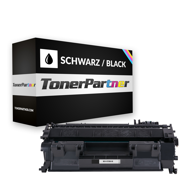 Kompatibel zu HP CF280A / 80A schwarz Toner