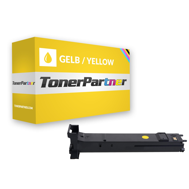 Kompatibel zu Konica Minolta A0DK253 / TN-318Y Toner gelb