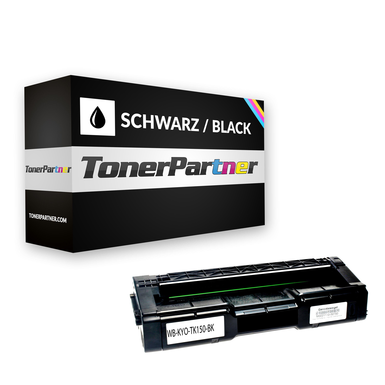 Kompatibel zu Kyocera/Mita 1T05JK0NL0 / TK150K Toner schwarz