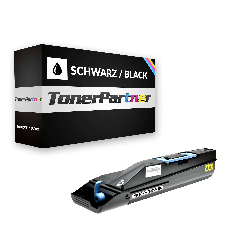 Kompatibel zu Kyocera/Mita 1T02JZ0EU0 / TK865K Toner schwarz
