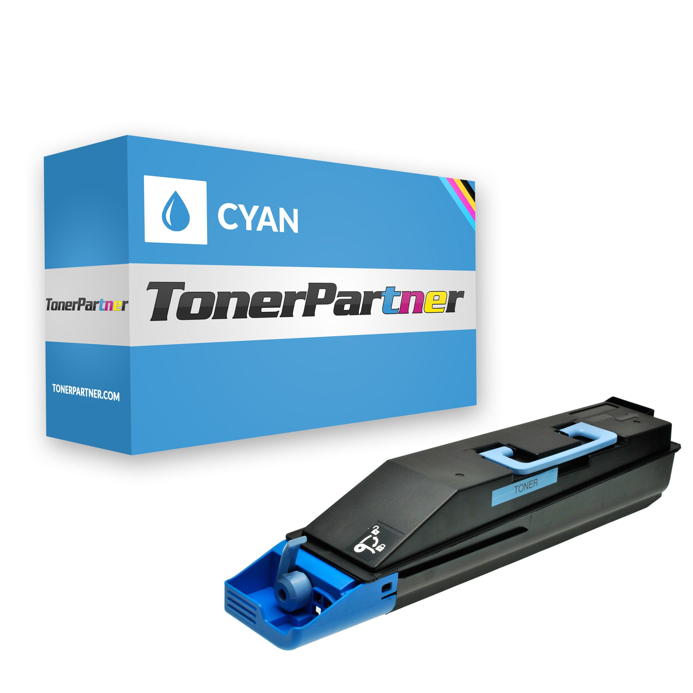 Kompatibel zu Kyocera/Mita 1T02KACNL0 / TK880C Toner  cyan