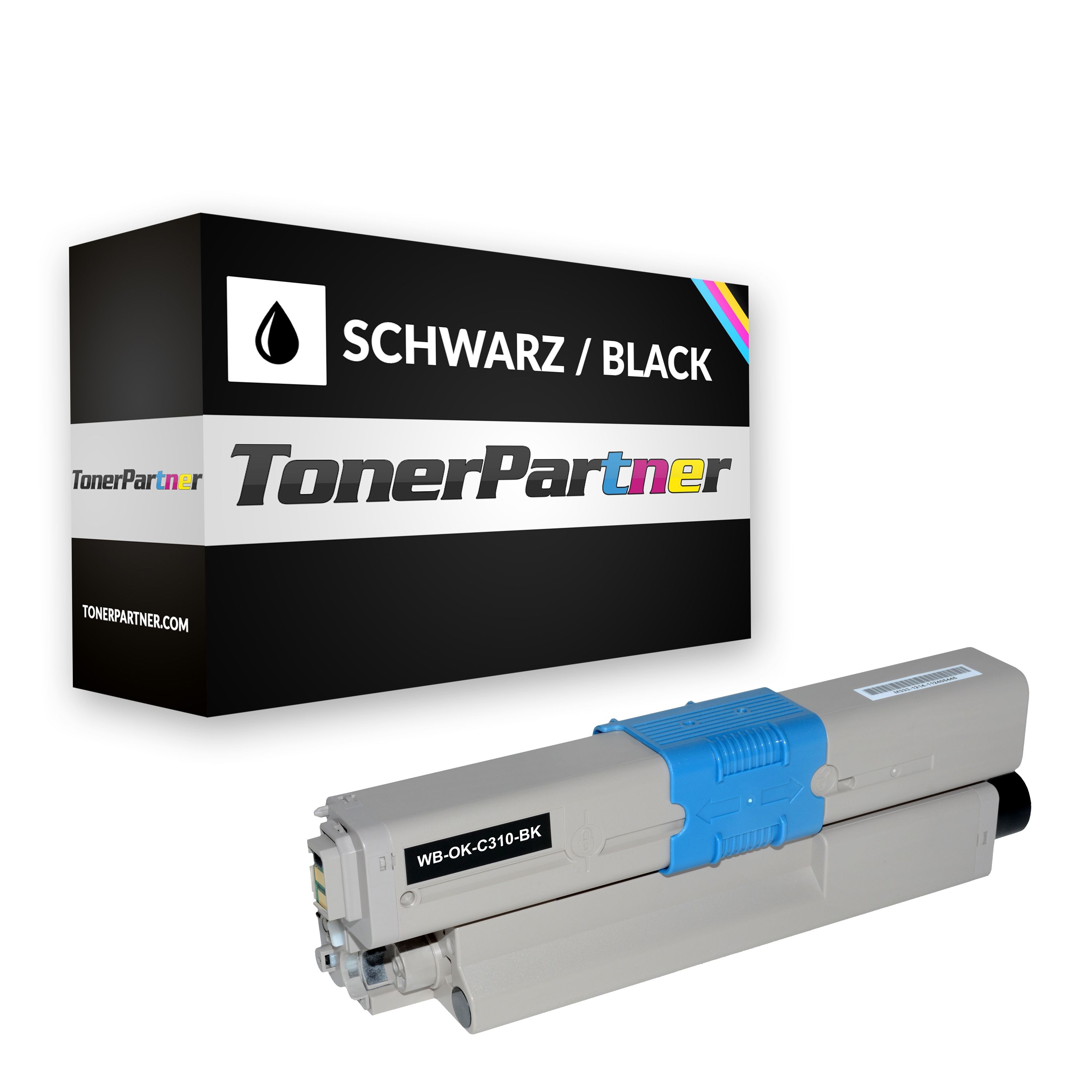 Alternative à OKI 44469803 Toner noir
