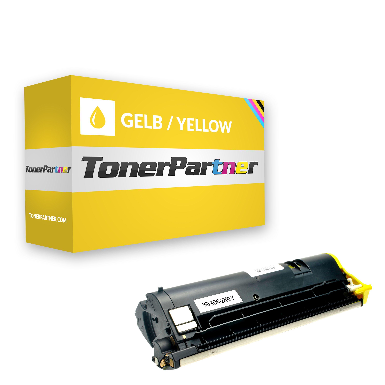 Kompatibel zu Konica Minolta 171-0471-002 Toner gelb
