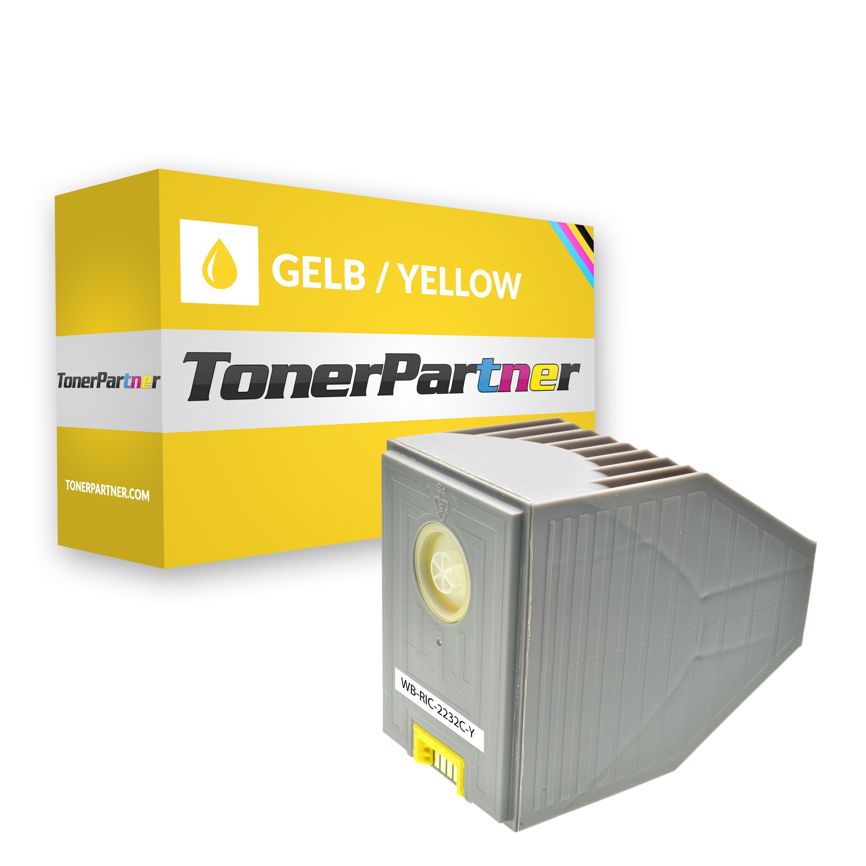 Kompatibel zu Ricoh 888236 / TYPEP2Y Toner Gelb