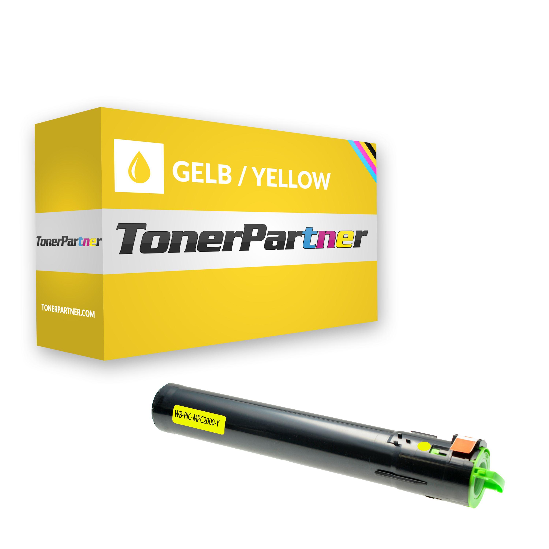 Kompatibel zu Ricoh 888641 / DT3000Y Toner gelb