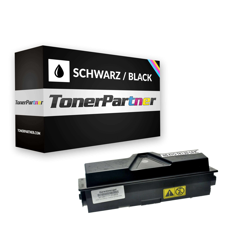 Compatible to Kyocera 1T02HS0EU0 / TK130 Toner black XXL