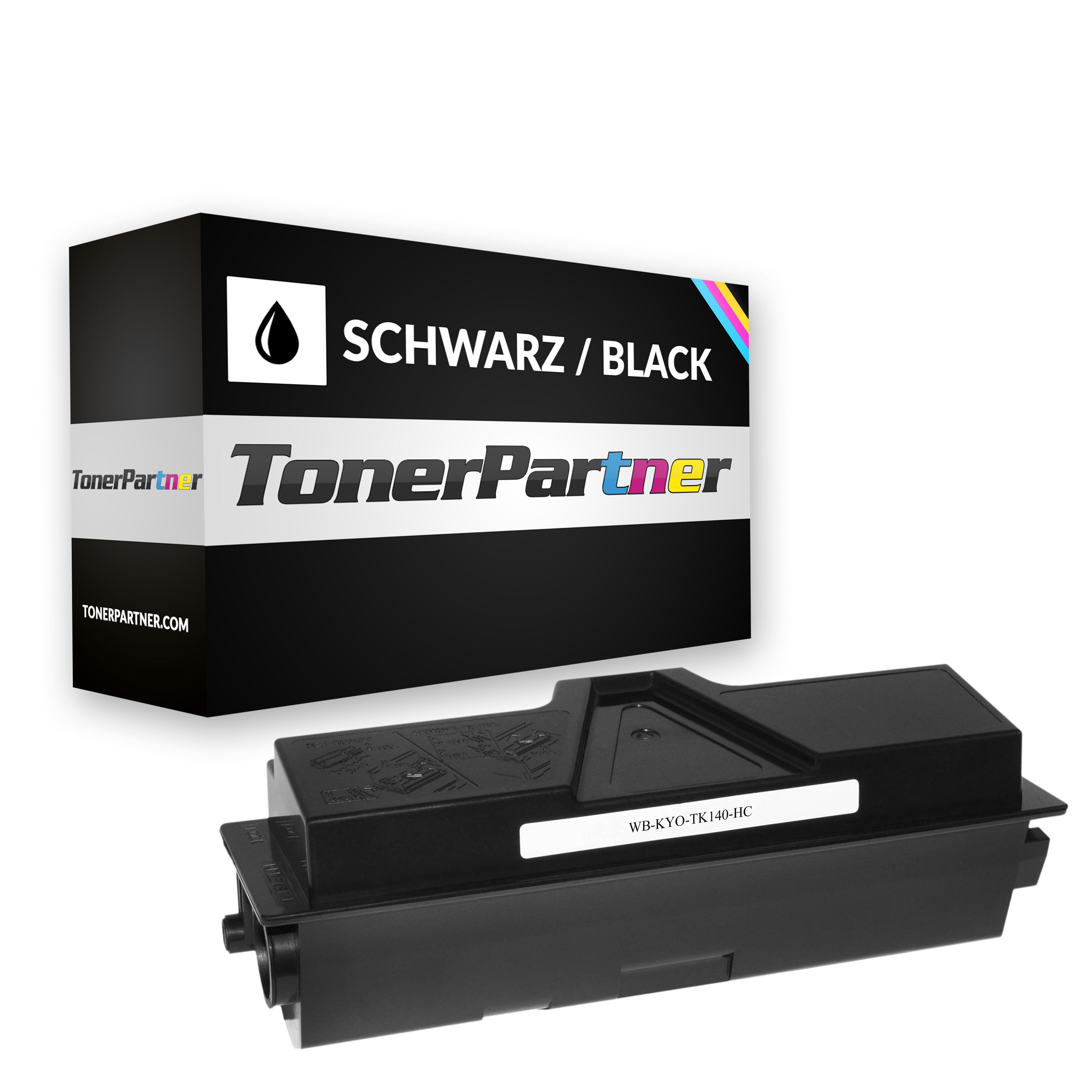 Alternative à Kyocera 1T02H50EU0 / TK-140 Toner noir