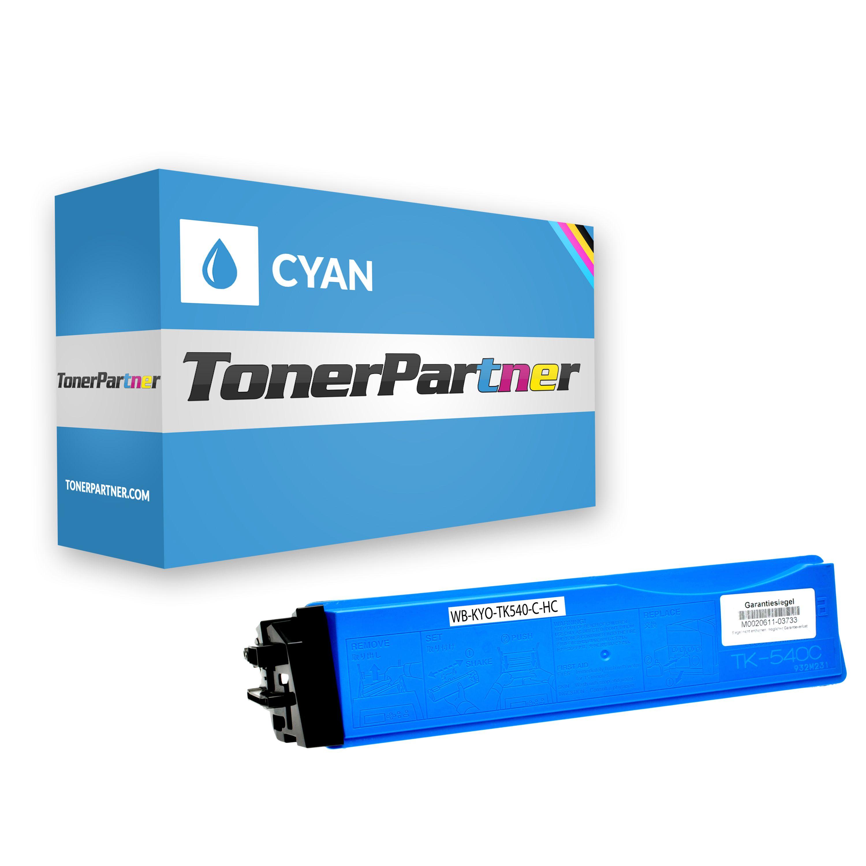 Kompatibel zu Kyocera/Mita TK540C Toner cyan